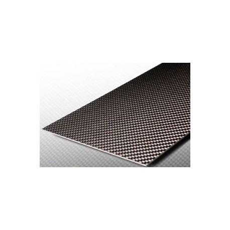 Plaque carbone 3K 4mm 500*400