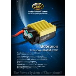 Scorpion Tribunus 06-80A ESC SBEC