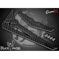 CopterX (CX450BA-06-01) Carbon Fiber Stabilizer Set