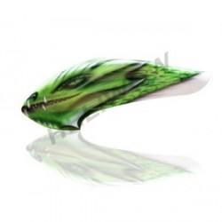 Bulle Goblin 500 dragon green