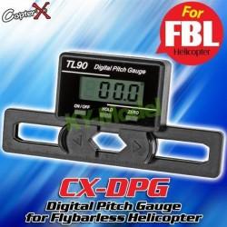 Incidencemètre éléctronique CopterX
