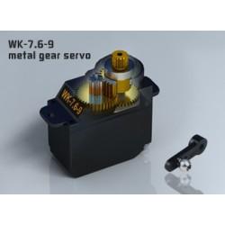 SERVO WK-7.6-9