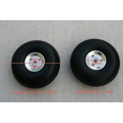 """KDS Hub tire 3.0"""" For 30CC"""