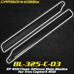 Carbon Hobby 325mm carbone