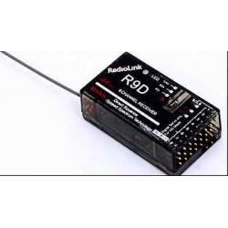 KDS RX 9 voies pour radio AT9-01