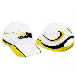 Casquette Scorpion jaune