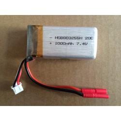 Hoten X batterie