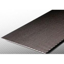 Plaque carbone 3K 4mm 500*500