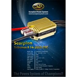 Scorpion Tribunus II 14-200A (SBEC)