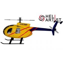 HELIARTIST 500D jaune 500