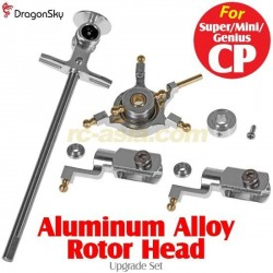 Rotor complet alu